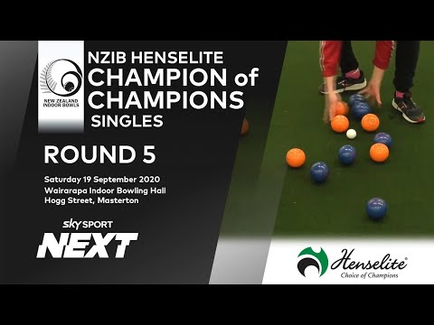 1994 New Zealand Indoor Bowls Singles Final, Blair Spicer vs Pat Hoult from YouTube · Duration:  48 minutes 27 seconds
