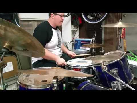 Twenty One Pilots: HeavyDirtySoul Drum Cover - Kevin Schmitz