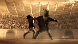 Фильм Спартак Кровь и песок (Русский трейлер 2010).HD