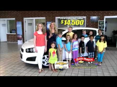 Randy Marion Mooresville >> Chevrolet Sonic At Randy Marion Chevrolet In Mooresville