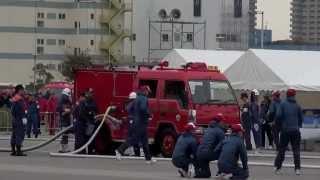 北海道/日高西部消防組合平取消防団 ポンプ車の部 「第24回 全国消防操法大会」