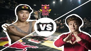 Red Bull BC One Cypher South Korea 2015 | Final B-Boys: Differ vs. Octopus