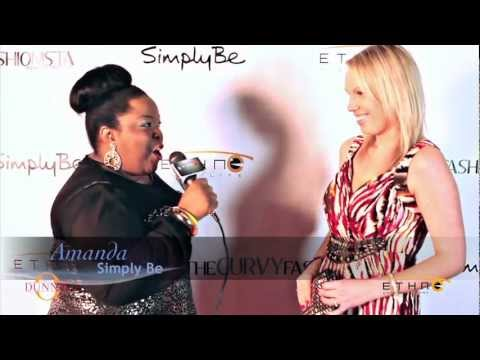 Simply Be USA Joins Marie Denee To Celebrate Her Blog's Anniversary