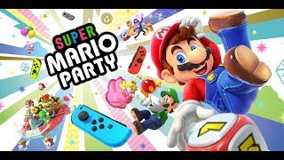 [LET'S PLAY] Mario Party on the Switch