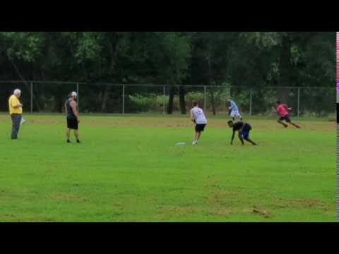 Caden Avery Football Practice July 2016