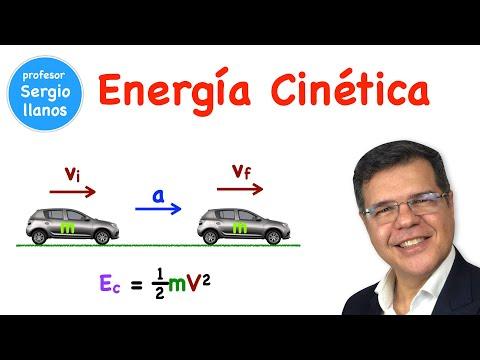 Energía Cinética - Kinetic Energy