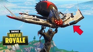FORTNITE-NEW SKIN of the GIANT SPIDER!!! Legendary