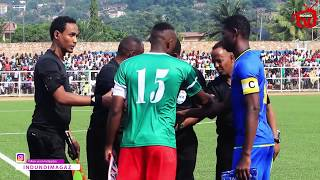 Burundi vs Tanzania 2-0 (Elimination CAN U-23, Intamba mu Ruga…