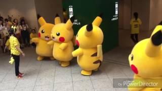 Mega Pikachu giant surprise egg attack surprise candy, Pikachu Pokemon cartoon funPikachu pokemon so