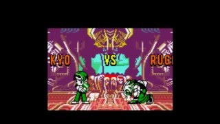 #349 King of Fighters R-2 (NGPC) Hidden Characters (5/9): Kyo '95 playthrough.