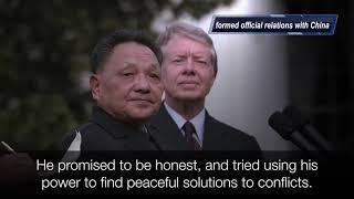 America's Presidents   Jimmy Carter