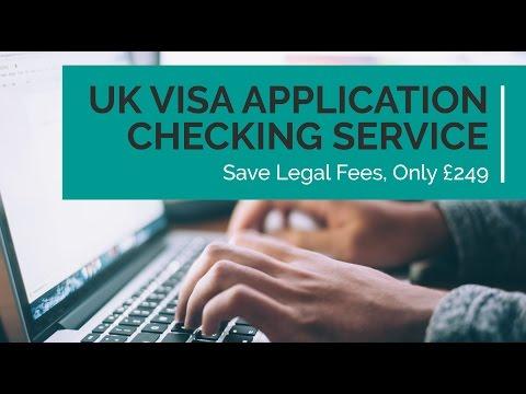 Immigration Application Checking Service | UK Visas