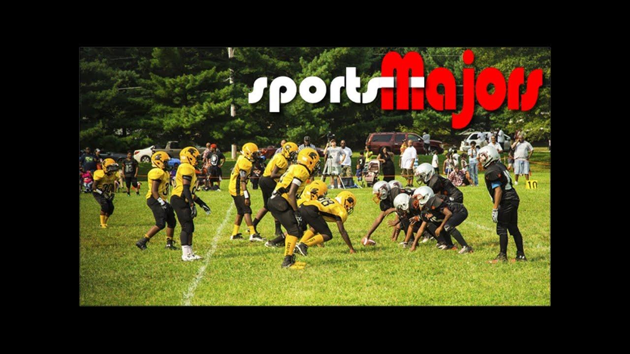 Randallstown Panthers vs Woodlawn Falcons Football HD 2013 ...