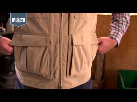 Duluth Trading Working Man's Vest