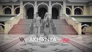 Alika & Vidi Aldiano - Akhirnya (Official Music Video)