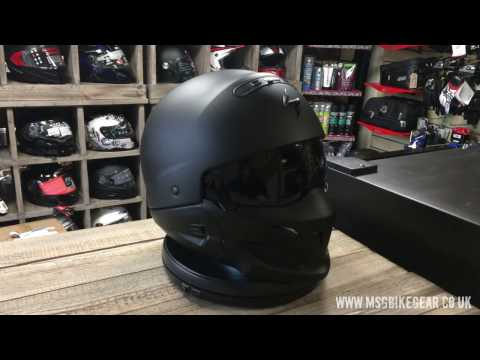 scorpion covert helmet conversion doovi. Black Bedroom Furniture Sets. Home Design Ideas
