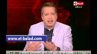 بالفيديو.. تامر أمين: تصريحات مذيعة التلفزيون المصري 'رأي شخصي'..ولم يكن فيها إهانة للرئيس
