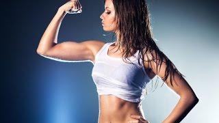 Накачать руки девушке   Фитнес для девушек