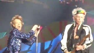 The Rolling Stones - Intro/Jumpin Jack Flash - Porto Alegre, Brazil, 2016