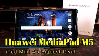 "Huawei MediPad M5 (8.4"") Review - Best Android tablet of 2018?"