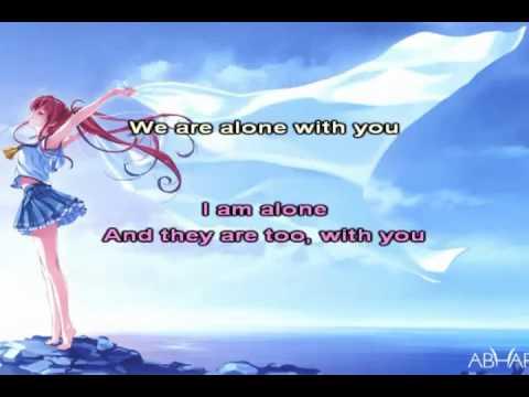 All Around Me [karaoke instrumental].flv