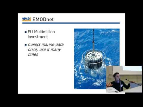 Simon Claus - The European Marine Observation and Data Network (EMODnet) ...