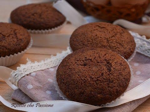 Muffin vaniglia e cioccolato  Ricette che Passione