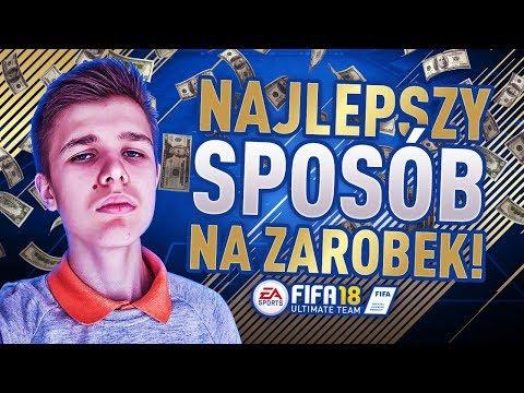 NAJLEPSZY SPOSÓB NA ZAROBEK W FIFA 18 ULTIMATE TEAM!