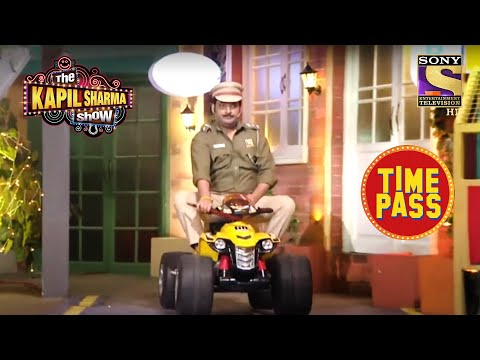 Shamsher Singh Reporting For Duty! | The Kapil Sharma Show Season 2 | Time Pass With Kapil