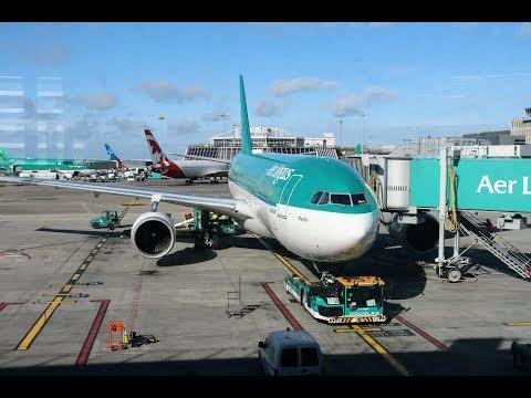 Trip Report AER LINGUS (ECONOMY) Bilbao-Dublin A320-200