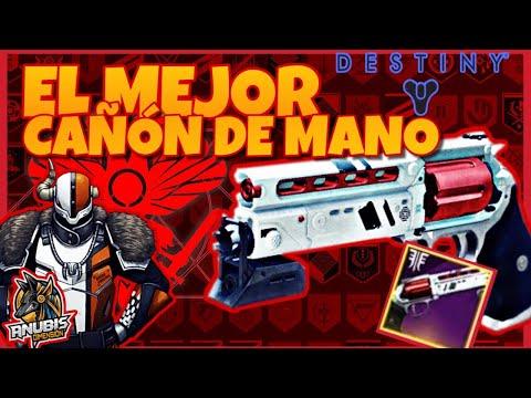 DESTINY 2   EL MEJOR CAÑON DE MANO? Aullido de Luna   ANÁLISIS thumbnail