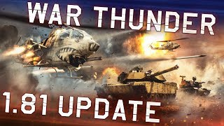 "War Thunder. Update 1.81 ""The Valkyries"""