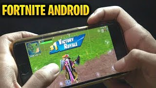 HOW TO DOWNLOAD FORTNITE ANDROID BETA - NEW DEVICES, COMPATIBILITY, SAMSUNG MOBILES FIRST