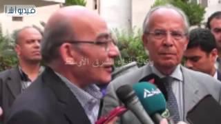 بالفيديو : وزيرا التنمية المحلية ووزير الزراعة يزوران محافظة الغربية