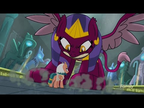 "My Little Pony Friendship Is Magic Season 7 Episode 16 ""Campfire Tales"" [synopsis]"