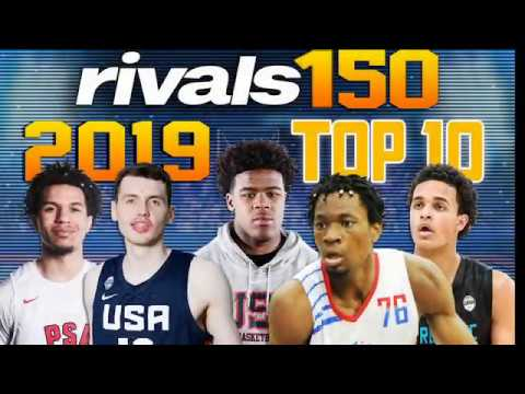 Updated 2019 Rankings Revealed!!!