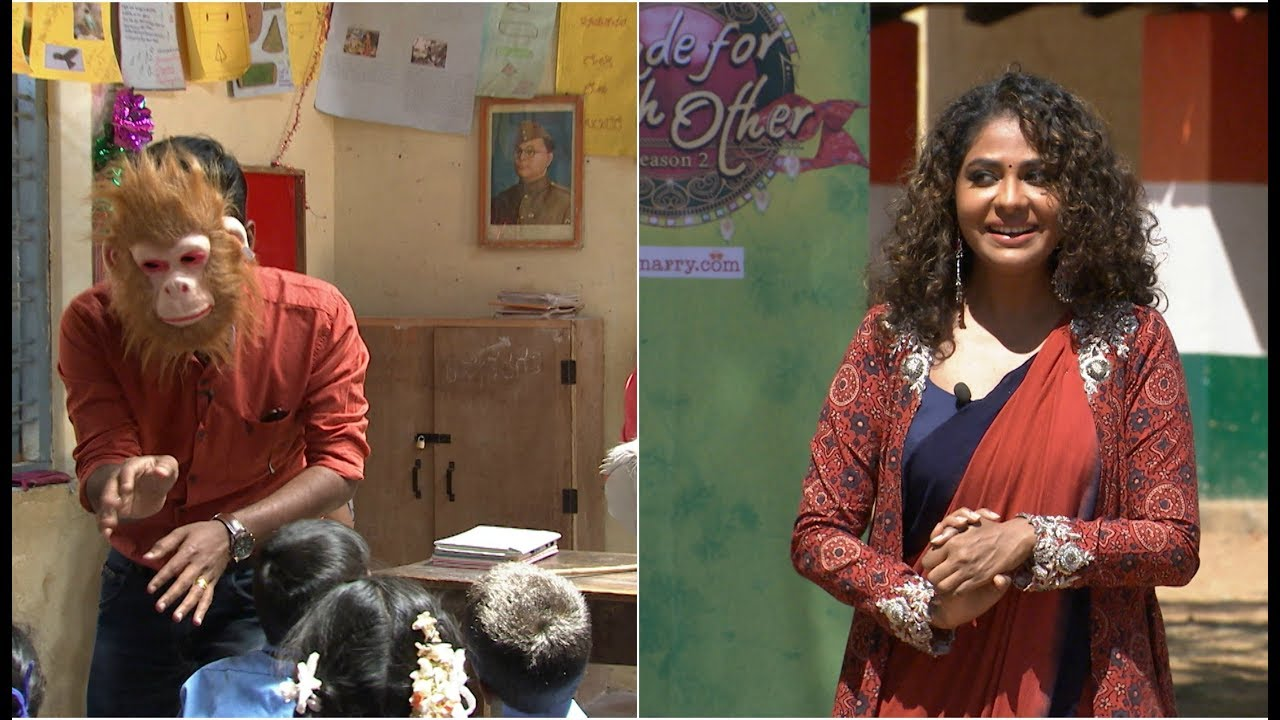 Made for Each Other Season 2 I Its school time for the couples! I Mazhavil Manorama