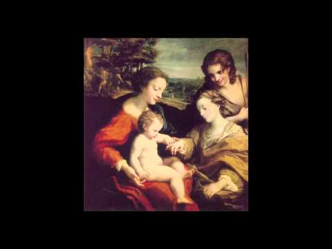 The Mystical Marriage of St. Catherine by Antonio da Correggio