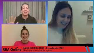 Juzgdo Rikudero - Expediente #002: Rikudim lentos vs rikudim rápidos