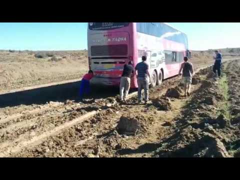 Traveling in Argentina by bus