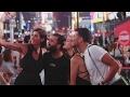 Kerimcan durmaz Hatice Gönül New York'a gidiyorlar (28.05.2017)