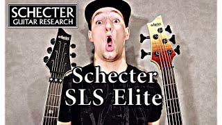 Schecter SLS Elite REVIEW! - Aaron Scheer (deutsch/german)