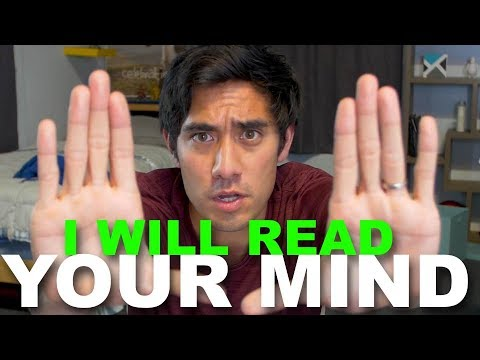 Thumbnail: I Am Going to Read Your Mind - Magic Trick