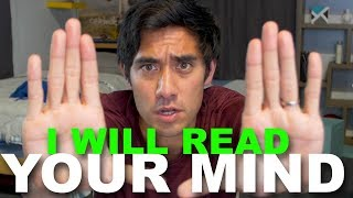 I Am Going to Read Your Mind - Magic Trick thumbnail