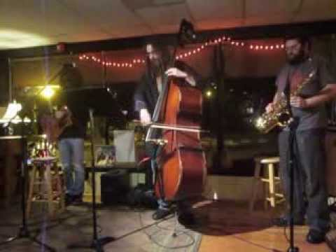 Ron Lange, Edward Small, Andy Donaghy and Chuck Mossbrucker - Live at the Bus Stop Music Cafe