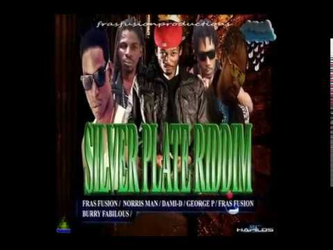 NORRISMAN - COME TEST ME NUH (raw) frasfusionproductions (2017) SILVER PLATE RIDDIM