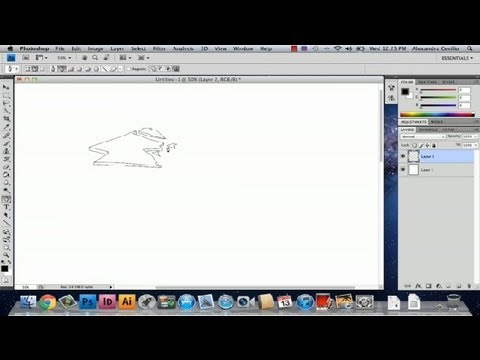 How to Draw Glass Shards in Photoshop : Photoshop ...