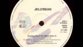 Jellybean Featuring Richard Darbyshire_Coming Back For More