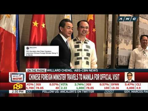 Wang Yi warns 'non-regional forces' to stay away from South China Sea