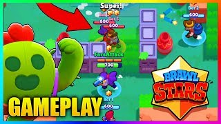 NOUVEAU JEU DE SUPERCELL : BRAWL STARS GAMEPLAY & DECOUVERTE !